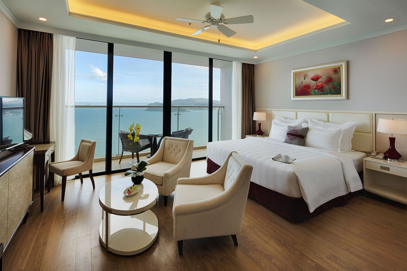 Grand 2 Bedroom Ocean View