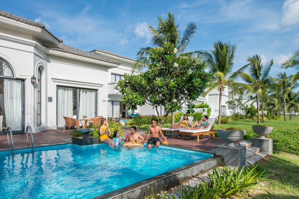 [HN-Phú Quốc] Du lịch an toàn - Nghỉ dưỡng trọn vẹn 5N4Đ | VMB Vietnam Airlines + phòng/villa Vinpearl